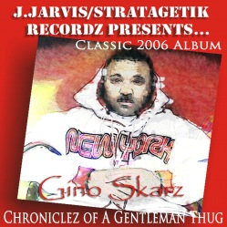 Gino Skarz - Chroniclez of A Gemtleman Thug - Cover Art - 2