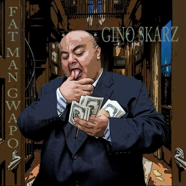 Gino Skarz - Fat Man Gwapo (Cover Art)