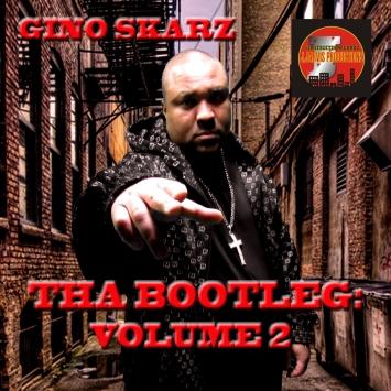 Gino Skarz - Tha Bootleg Volume 2 - Cover