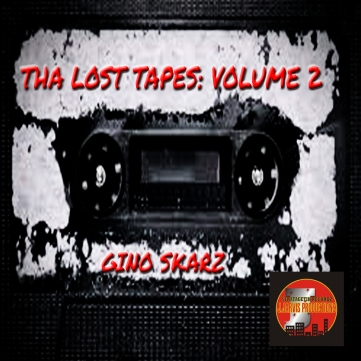 GINO SKARZ - THA LOST TAPES - VOLUME 2 (COVER 2)