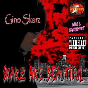 Gino Skarz - Skarz Are Beautiful - Cover 5